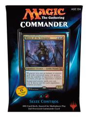 Commander Deck 2015 - Seize Control
