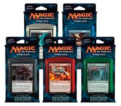 Shadows Over Innistrad - Intro Deck Pack Display Box (10 decks)