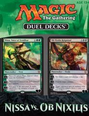 Duel Decks - Nissa vs. Ob Nixilis Display Box