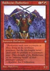 Balduvian Barbarians (C) (x4)