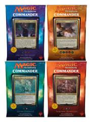 Commander Deck 2017 - Display Box