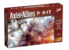 Axis & Allies - D-Day (3rd Printing)