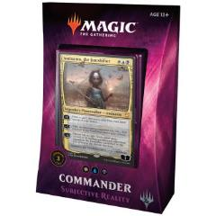 Commander Deck 2018 - Subjective Reality