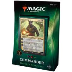 Commander Deck 2018 - Nature's Vengeance