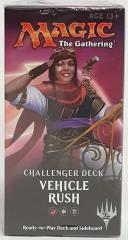Challenger Deck - Vehicle Rush