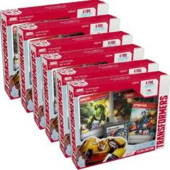 Autobots Starter Set Display Box