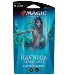 Ravnica Allegiance Theme Booster Pack - Simic