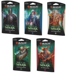 War of the Spark Theme Booster Display Box