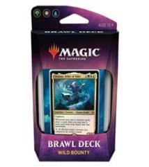 Throne of Eldraine Brawl Deck - Wild Bounty