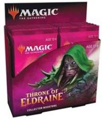 Throne of Eldraine Collector Booster Display