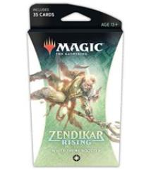 Zendikar Rising Theme Booster Pack - White