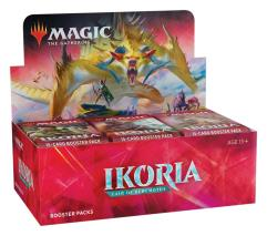 Ikoria - Lair of Behemoths Booster Box