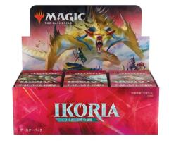 Ikoria - Lair of Behemoth's Booster Box (Japanese)