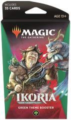 Ikoria - Lair of Behemoths Theme Booster - Green