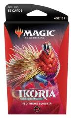 Ikoria - Lair of Behemoths Theme Booster - Red