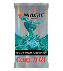 Core 2021 Collector's Booster Pack