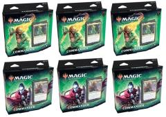 Zendikar Rising Commander Deck - Display Box