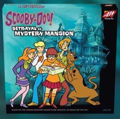 Scooby-Doo! - Betrayal at Mystery Mansion