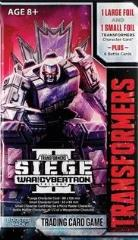 War for Cybertron - Siege II Booster Pack
