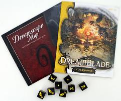 Dreamblade Player's Essentials Lot
