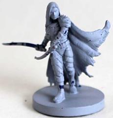 Allisa - Human Ranger - Castle Ravenloft