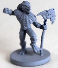 Arjhan - Dragonborn Fighter - Castle Ravenloft