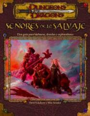 Senores de lo Salvaje (Masters of the Wild) (Spanish)