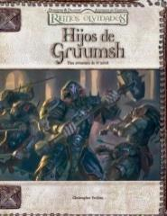 Hijos de Gruumsh (Sons of Gruumsh) (Spanish)