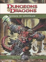 Manual de Monstruos (4a Edicion) (Monster Manual 4th Edition) (Spanish Edition)
