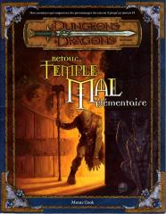 Retour au Temple du Mal Elémentaire (Return to the Temple of Elemental Evil, French Edition)