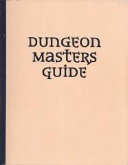 Dungeon Master's Guide 3.0 (Pre-Publication Edition, Perfect Bound)