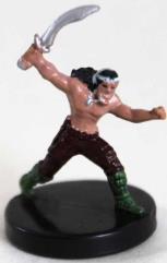 Male Halfling Barbarian