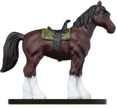 Warhorse - Human Mount