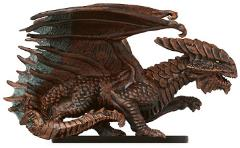 Capricious Copper Dragon
