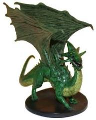 Young Green Dragon (Revised Starter Set #5/5)
