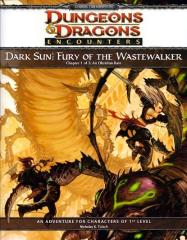 Dark Sun - Fury of the Wastewalker #1, An Obsidian Rain