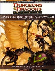 Dark Sun - Fury of the Wastewalker #2, Tomb of a Long, Lost Age