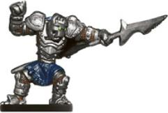 Warforged Battle Champion