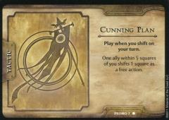 Fortune Card Promo - Cunning Plan