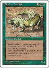 Thicket Basilisk (French) (U)