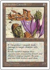 Grapeshot Catapult (French) (C)
