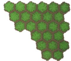 Grass Tile - 24 Hex