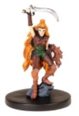 Vadania - Half-Elf Druid