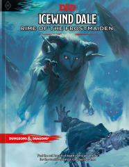 Icewind Dale - Rime of the Frostmaiden