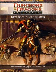 Keep on the Borderlands Chapter 3 - Season of Serpents