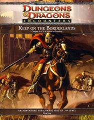 Keep on the Borderlands Chapter 4 - Season of Serpents
