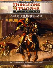 Keep on the Borderlands Chapter 5 - Season of Serpents