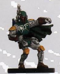 Boba Fett - Mercenary Commander