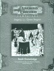 RPGA #13 - Book Knowledge