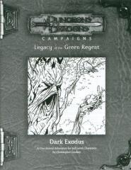 RPGA #5 - Dark Exodus